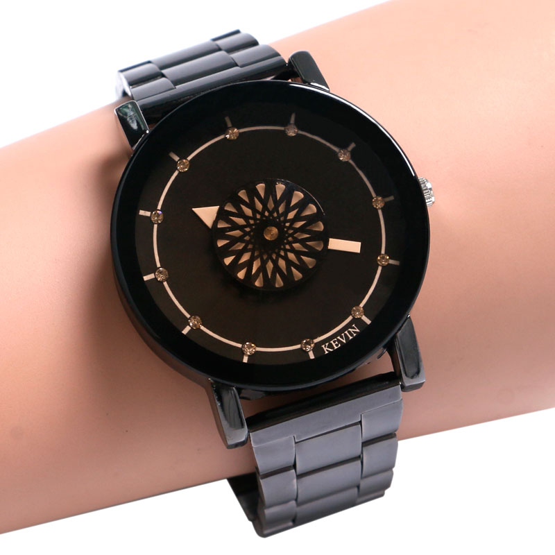 2018 New Arrival KEVIN Beautiful DIY Dial Special Hands Wristwatch ...