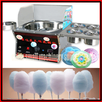 Adjustable Speed Fancy Commercial Candy Floss Cotton Candy Machine Sugar Maker Machine Fast Good For Children