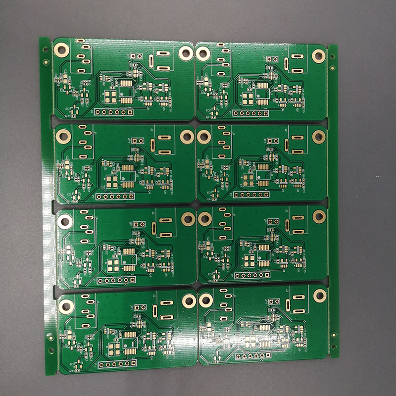 Low cost 1-2Layer Professional PCB Board Manufacture Prototype Etching /<10x10cm