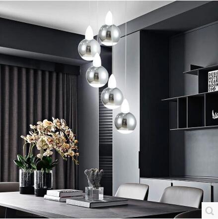 led acryl moderne kreative pendelleuchten esszimmer kche schreibtisch sitzen wohnzimmer studie schlafzimmer hngelampe hanglampchina - Moderne Kreative Esszimmer