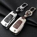 Control Remoto Llavero cubierta de la llave Del Coche de cuero bolsa caso Para Chevrolet Cruze OPEL VAUXHALL MOKKA BUICK ENCORE Titular Accesorios