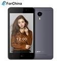 Leagoo z5 lte 4g lte fdd-mtk6735 moblie teléfono 1.0 ghz quad core 5.0 Pulgadas de Pantalla 1 GB RAM 8 GB ROM Android 5.1 teléfono Celular Smartphone