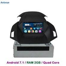 Aoluoya 8 IPS 1024 600 RAM 2GB Android 7 1 2 Din CAR Radio DVD GPS