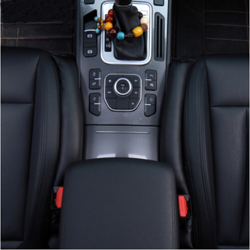 Универсальный комплект из 2 предметов из искусственной кожи автокресло Gap заполнение Plug для Volvo S40 S60 S80 S90 V40 V60 V70 V90 XC60 XC70 XC90-in Держатели налоговых уведомлений для авто from Автомобили и мотоциклы