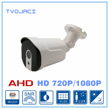 Waterproof Camera AHD Analog HD 1/4'' CMOS  1.0MP 720P 2.0MP 1080P AHD CCTV Camera IR Cut Fiter Metal  housing Security Outdoor цена 2017