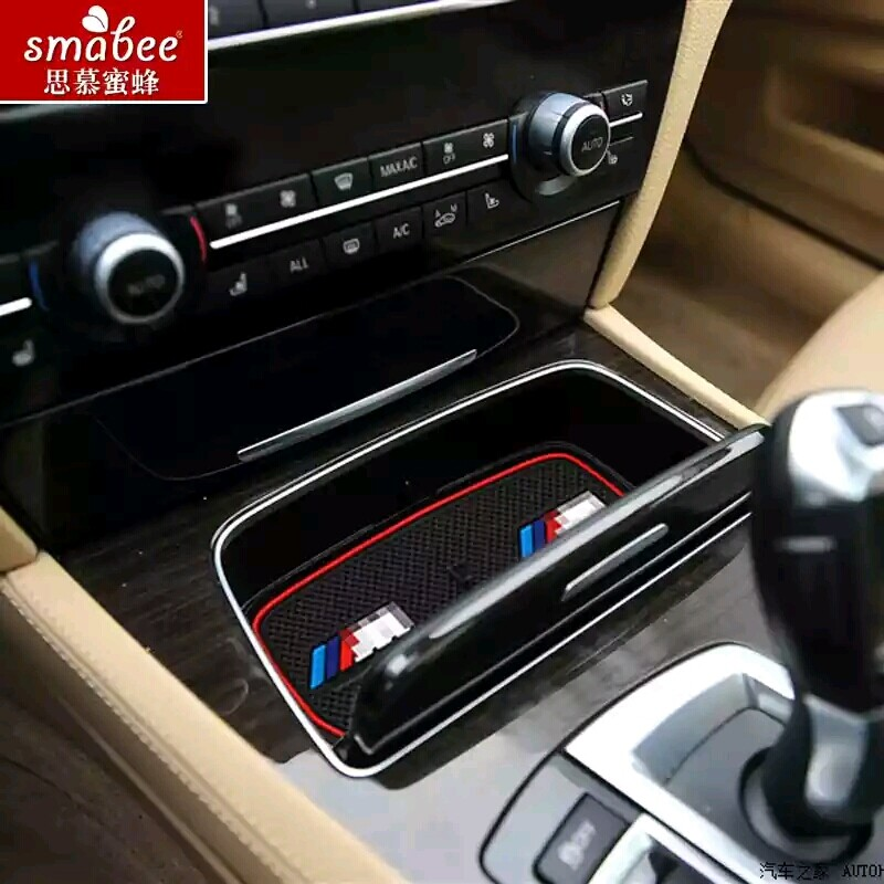 For BMW 730Li 740Li 750Li 760Li 2010 2014 Accessories 3D Rubber Car Mat Anti Slip Non Mats Interior Door Pad Smabee On Aliexpress