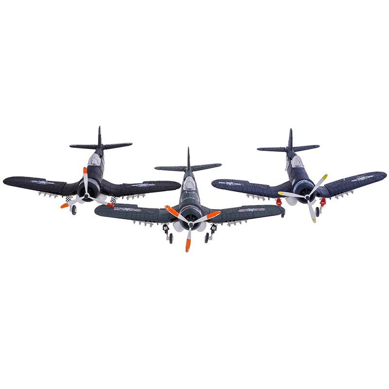1 Pc 1/48 Skala Montieren Kämpfer Modell Spielzeug Gebäude Werkzeug Sets Flanker Kampf Flugzeug Diecast Krieg-ii Zufällige Farbe