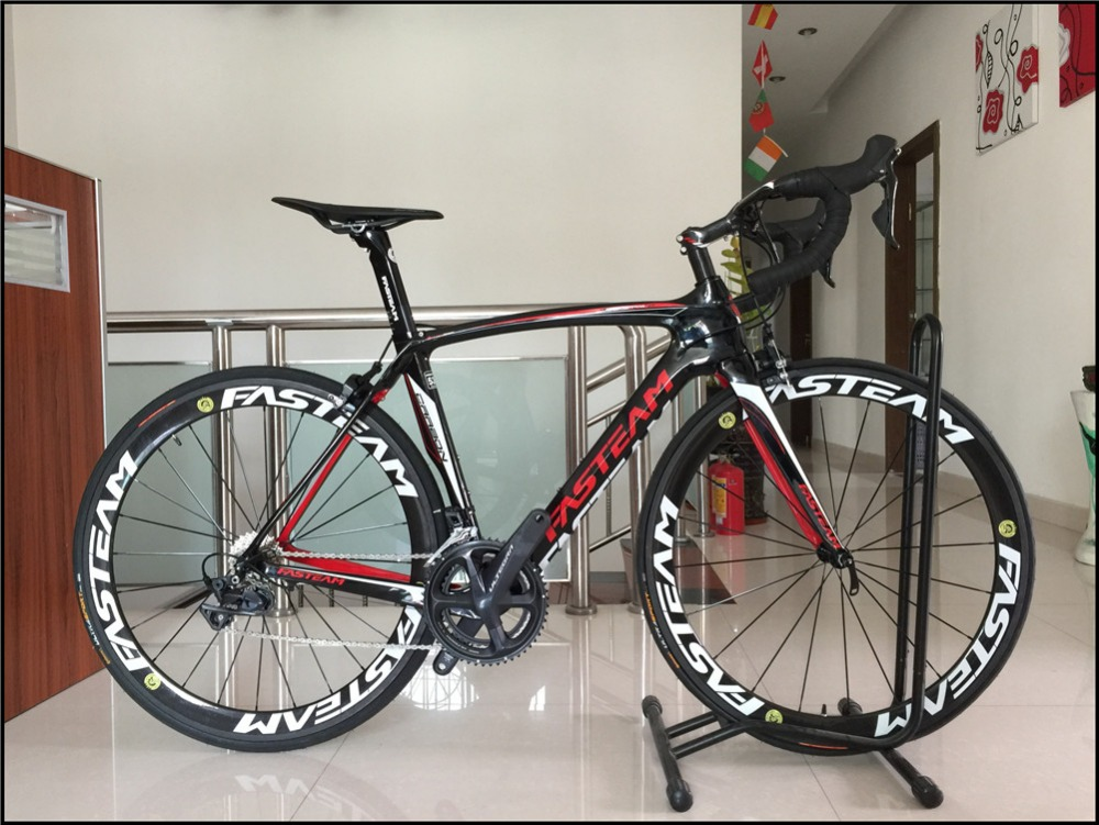 HTB1LLcXoGmWBuNjy1Xaq6xCbXXae - HOT SALE 2018 New Full Carbon 700C Street Bike Carbon Full Bicycle With Ultegra R8000 22 Velocity Groupset And 50MM Wheelset