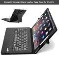 Ультра-тонких высокое качество съемная клавиатура беспроводная связь Bluetooth стенд портфолио кожаный чехол / для iPad Apple , Pro 12.9 дюймов