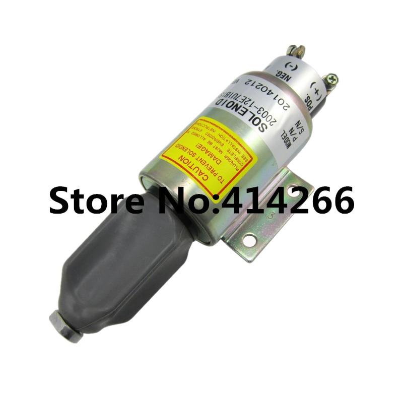 цена на Wholesale Shut Down Solenoid 2003-12E7U1B1S2A 12V for SA-3838 free shipping