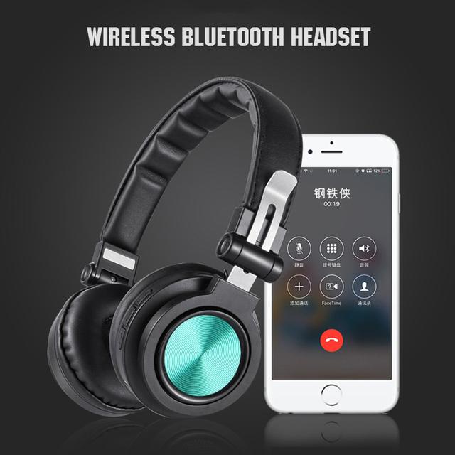 ANBES Bluetooth Wireless Headphones