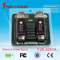 10Pairs Twisted BNC balun cctv  twisted pair transmitter passive  video balun