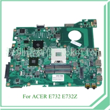 MB. NC806.001 DA0ZRCMB6C0 REV C MBNC806001 Für acer aspire E732 E732Z motherboard HM55 DDR3 ATI HD 5470