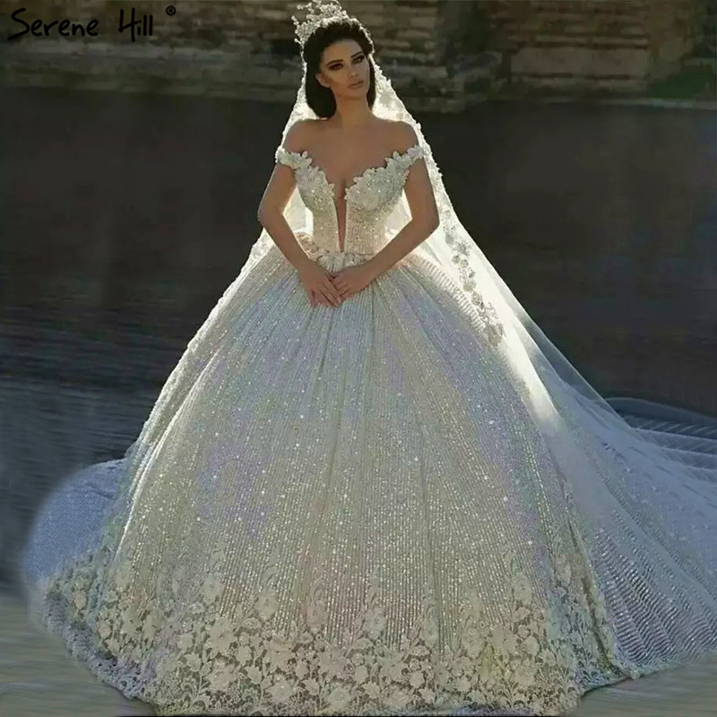 Wedding Dress White Vs Off White: Aliexpress.com : Buy Dubai Design White Luxury Vintage
