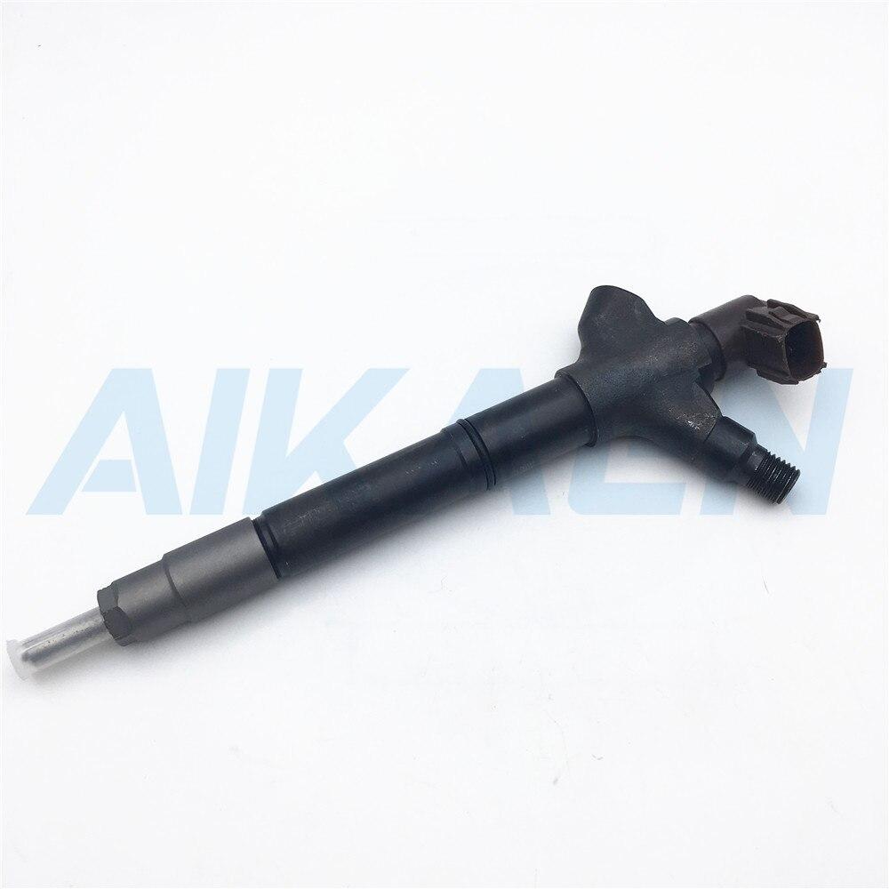 Injecteur de carburant Diesel 23670-0R100 adapté pour toyota Corolla Verso AVENSIS 2009-2012 2.0 DIESEL D4D