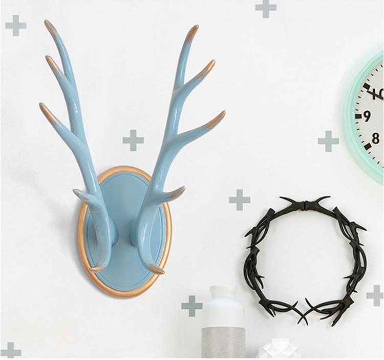 Modern-Home-Decor-Deer-Horn-Statue-Coat-Hanger-Wall-Decoration-Accessories-Sculpture-Ornament-Wedding-Room-Figurine-Decorations (8)