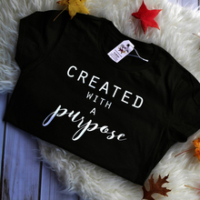 Christian T-Shirt  Created with A Purpose