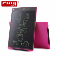 12 Inch LCD Writing Digital Tablet Painting Board Electronic Portable Handwriting Pads Memo Draft Paper Bulletin