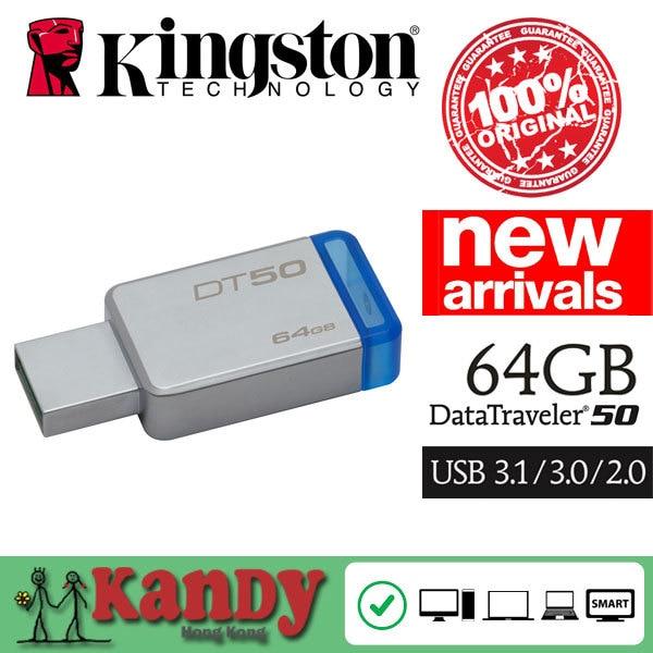 Kingston usb 3.0 flash drive pen drive 16gb 32gb 64gb 128gb pendrive cle usb stick mini chiavetta usb pendrives wholesale memory