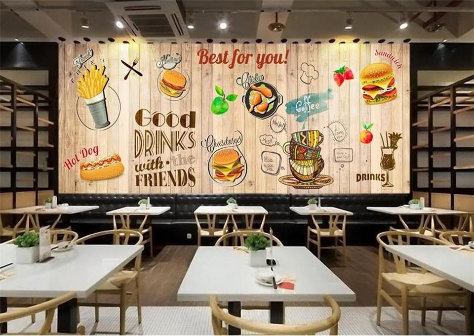 3d wallpaper photo wallpaper custom living room mural vintage wood western food painting cafe bar background non-woven sticker  free shipping 3d stereo basketball star imitation wood wallpaper mural decorating stadium living room cafe custom mural
