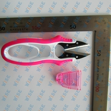 Super Soft Cushion Handle Thread Snips, 120mm, Assorted Colours, Lifetime Blades # ATC-2100