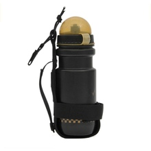 NEW Outdoor Hiking Mount Climbing Bottle Holder Tactical Nylon Water Bag Holder Army Military Molle Canteen Water Bottle Pouch