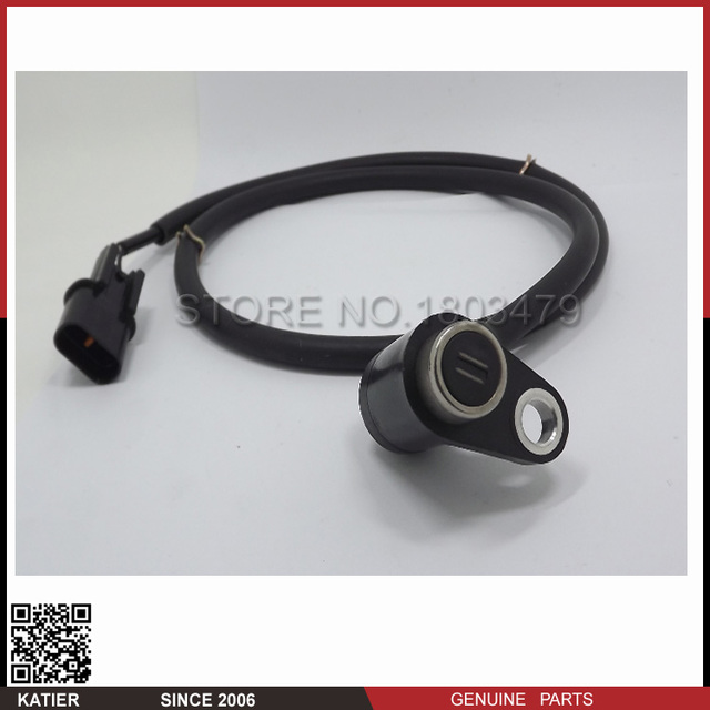 Best Quality Rear ABS Wheel Speed Sensor MR307050 For MITSUBISHI SHOGUN SPORT 2.5 3.0 V6