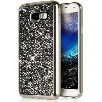 Galaxy S7 S7 edge Luxury Soft Bling Case Soft TPU Clear Protector