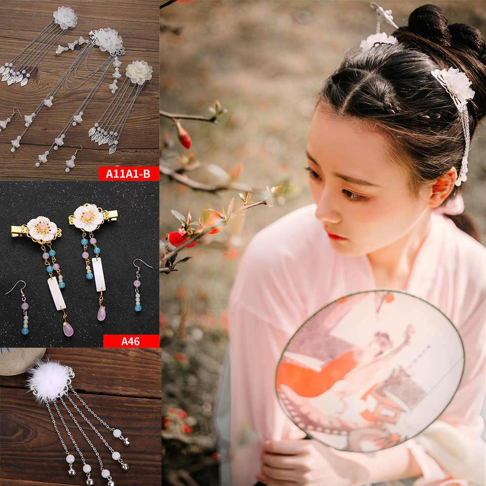 bf1f05f6c MUMUPI Luxury hair accessories Chinese national retro hair accessories  simple hairpin ancient headdress hand cap