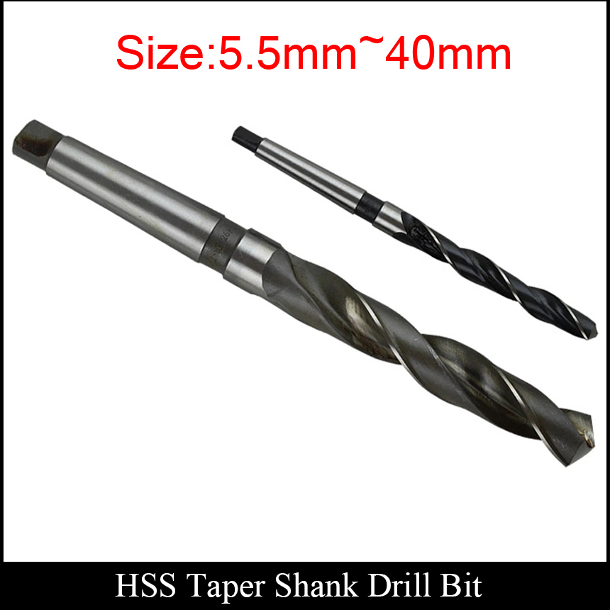 5.5mm 5.6mm 5.7mm 5.8mm 5.9mm 6mm Lathe Machine Tool Metal CNC Grinded HSS High Speed Steel Cone Taper Shank Twist Drill Bit free shipping of 1pc hss 6542 made full cnc grinded thin kerf m40 1 0 machine straight flute tap screw taps for metal threading