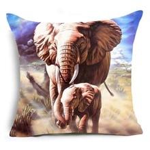 Decorative Animal Pillowcases