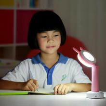 Message Board Touch Switch Best Gift for Students Kids Rechargeable Mini cute Desk Lamp LED Light