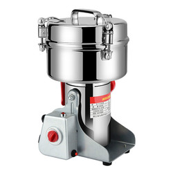 Coffee Grinders 2500G large grinding mill used for stainless steel mill.