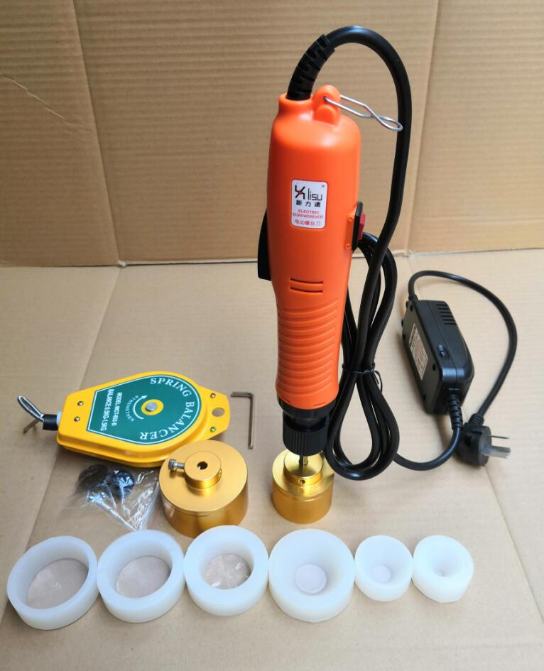 Bottle Large torque Capping Machine handheld Wearable electric sealing bottles and packaging equipment lid rang 1