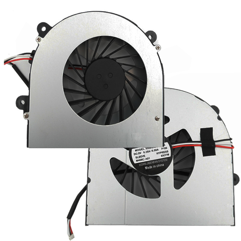 New Laptop Cooling Fan for CLEVO W150 W150er W350 W350ETQ W370ETQ W370SKQ PN:AB7905HX DE3|cooling fan|clevo fan|fan cooling - title=
