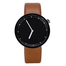 2018 nuevos Relojes de los hombres mujeres deportes ocasionales reloj para hombre Relogio Feminino Unisex PU cuero reloj de cuarzo Relojes