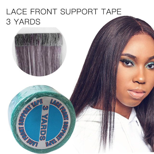 1 2 5pcs Lace Front Glue Toupee Tape Strong Waterproof