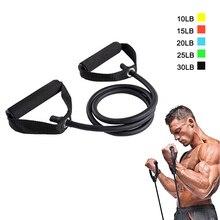 Resistance Elastic Bands Expander for Fitness Workout Crossfit