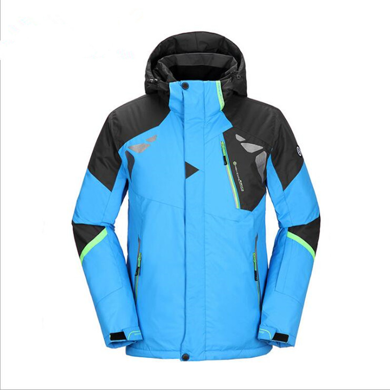 High Experience New Ski Jackets Men Windproof Warm Coat Teenagers Outdoor Sport Clothing Winter Male Waterproof Snowboard Jacket new mens leather waterproof screen gloves mittens for male winter windproof ski super driving warm proctive gloves