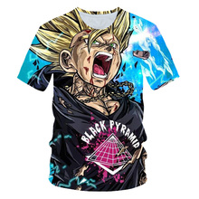 NEW Dragon Ball 2019 Designs Summer T-Shirts Tees