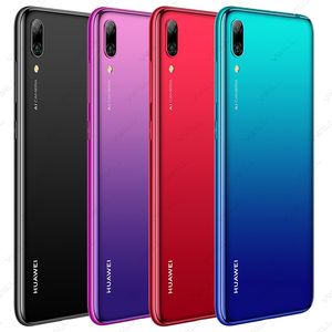 Image 2 - Global Rom Huawei Enjoy 9 huawei Y7 PRO 2019 Mobile Phone Snapdragon 450 Octa Core 6.26 inch 13MP AI Dual Camera 4000mAh