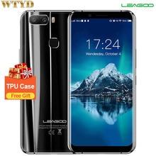 """Leagoo S8 Pro 5.99 """"полный Экран Android 7.0 MTK6757 восьмиядерный смартфон 6 ГБ Оперативная память 64 ГБ двойной сзади камеры отпечатков пальцев 4 г телефоны"""