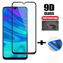 2pcs 9D מזג זכוכית עבור Huawei P חכם בתוספת 2018 מסך מגן עבור P חכם 2019 Psmart Z מגן מצלמה עדשת כיסוי Fil