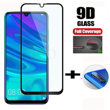 2pcs 9D Tempered Glass For Huawei P Smart Plus 2018 Screen Protector For P Smart 2019 Psmart Z Protective Camera Lens Cover Fil