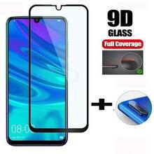 2pcs 9D Vetro Temperato Per Huawei P Smart Più Il 2018 Della Protezione Dello Schermo Per La P di Smart 2019 Psmart Z di Protezione obiettivo di macchina fotografica Della Copertura Fil
