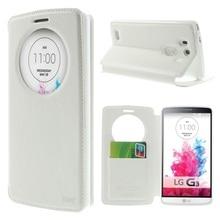Рев Корея для LG G 3 D850 D855 LS990 случаях благородный вид кожи Магнитная панель телефона чехол для LG G3 D850 D855 LS990 крышка