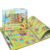Multi - função rastejando cobertor voando crianças xadrez reproduzir Carpet Mat Toy educacional pai - jogo de xadrez portátil