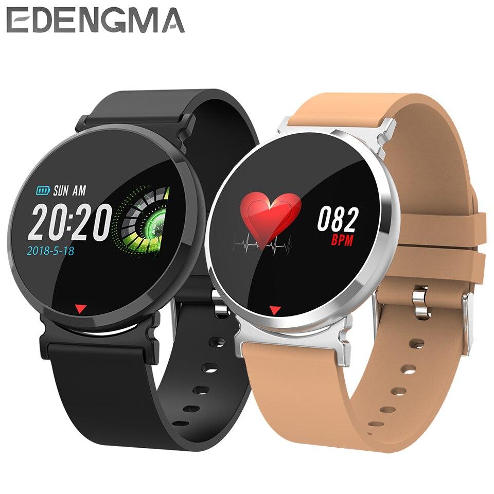 E28 Smartwatch avec mesure de pression pulsomètre soutien information de l'appelant contenu affichage podomètre Bluetooth sport tracker