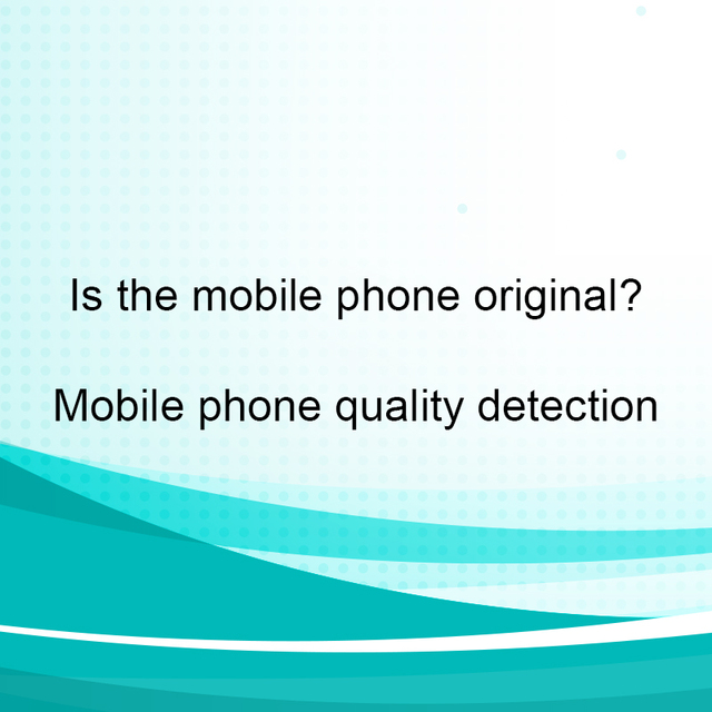 Is the mobile phone original?