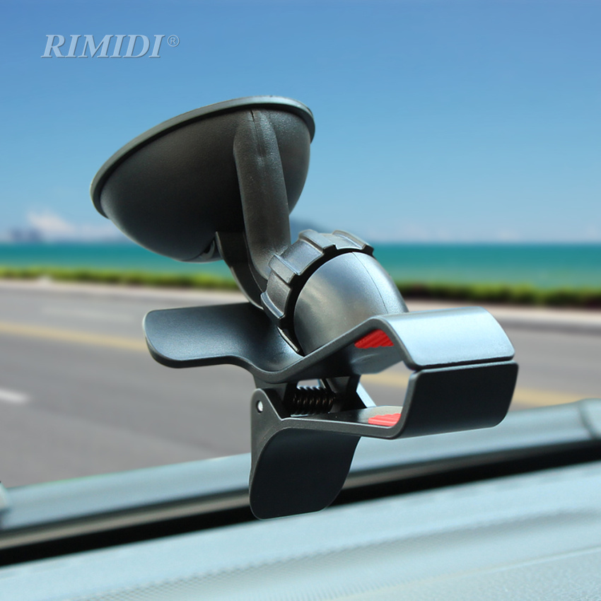 Universal Car Windshield Mount Stand Holder For Audi A4 B6